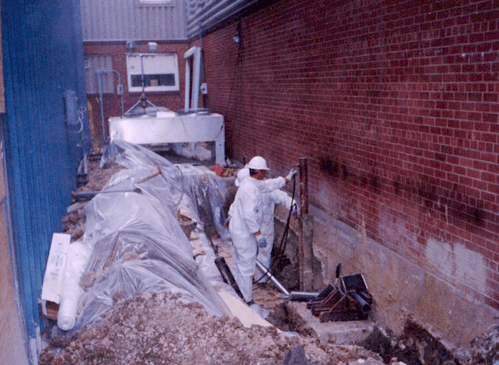 Building Decontamination