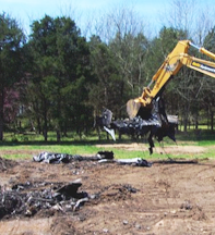 Contaminated Soil Remediation